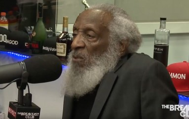 Dick Gregory Interview At The Breakfast Club