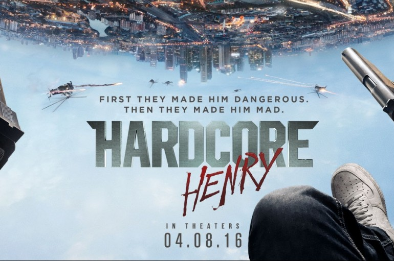 Hardcore Henry (Movie Trailer)