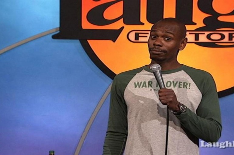 Throwback Thursday: Dave Chappelle at the Laugh Factory