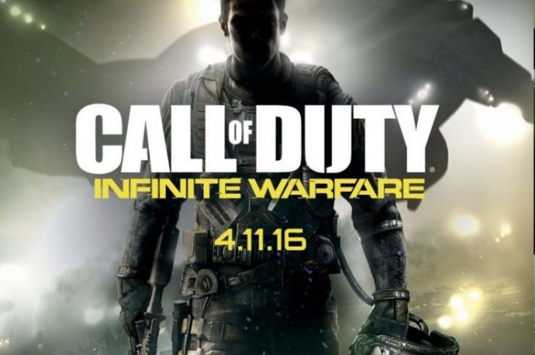 To Infinity and Beyond…Call of Duty: Infinite Warfare