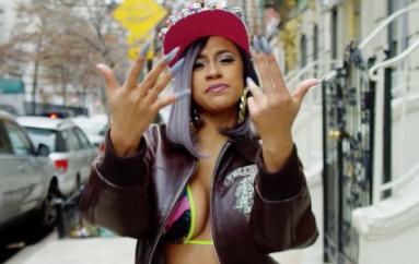 Cardi B – Wash Poppin (Music Video)