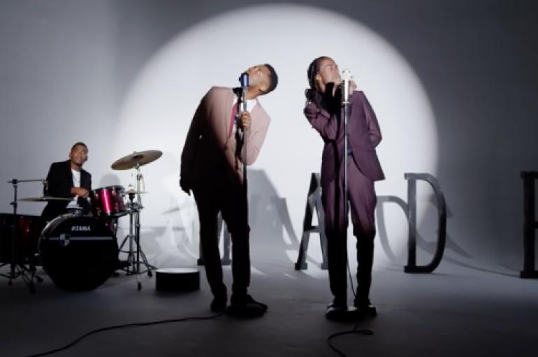 Audio Push feat. Eric Choice – Spread Love (Music Video)