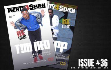 Twenty4Seven Magazine: Issue #36