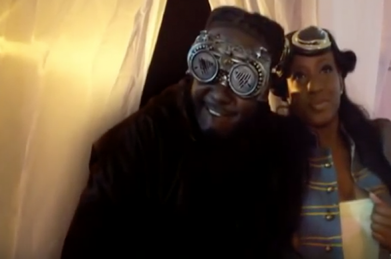 """TB: T-Pain's #MannequinChallenge from 2010 (""""Rap Song"""" Music Video)"""