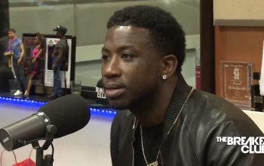 Gucci Mane Stops By The Breakfast Club