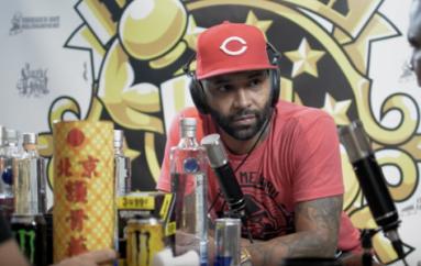 Joe Budden on Drink Champs Podcast