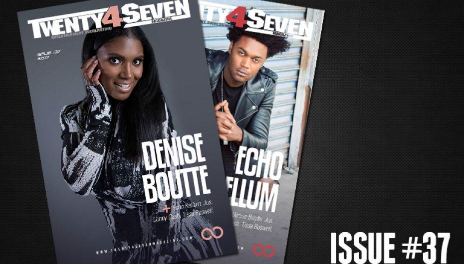 Twenty4Seven Magazine: Issue #37
