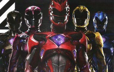 Power Rangers (Movie Trailer)