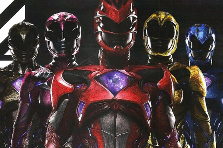 Power Rangers (Movie Trailer)
