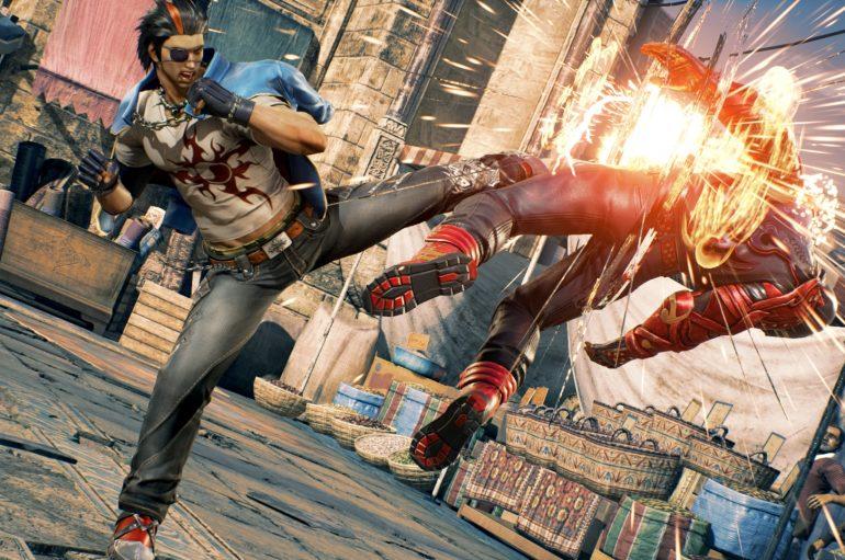 Tekken 7 (Game Trailer)