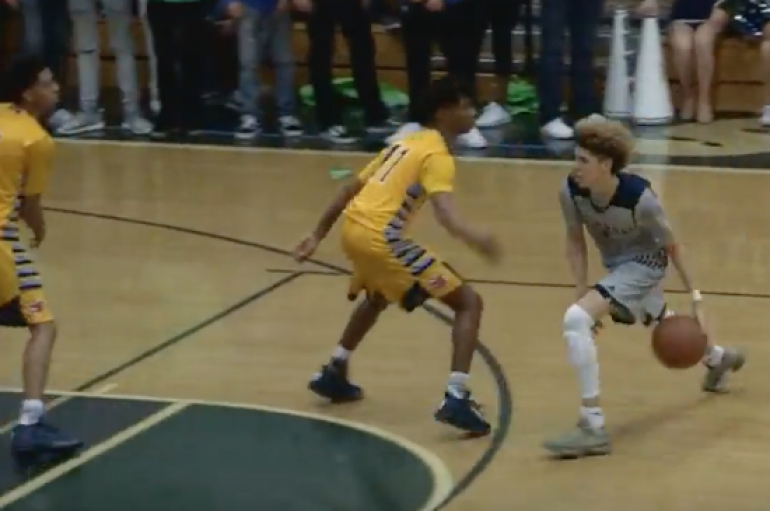 LaMelo Ball Scores 92 Points In Chino Hills Vs. Los Osos Game
