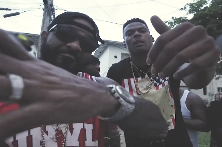 Supa Ft. Jim Jones – Watching (Music Video)