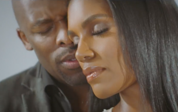 """Joe Returns with """"Lean Into It"""" Music Video Featuring Actress Denise Boutte"""