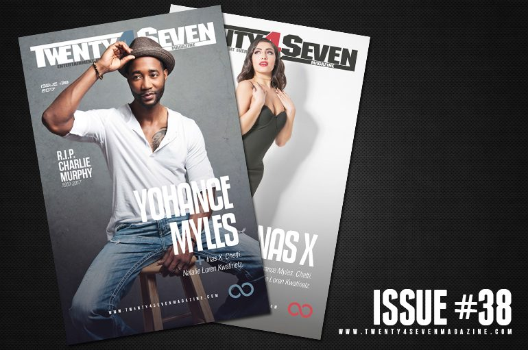 Twenty4Seven Magazine: Issue #38