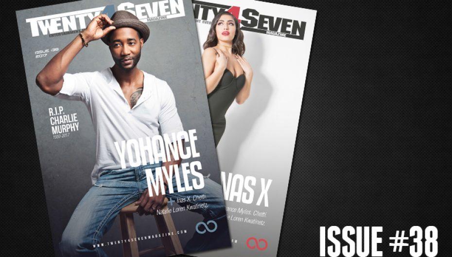 Twenty4Seven Magazine: Issue #38