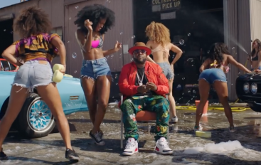 Big Boi – Mic Jack ft. Adam Levine (Music Video)
