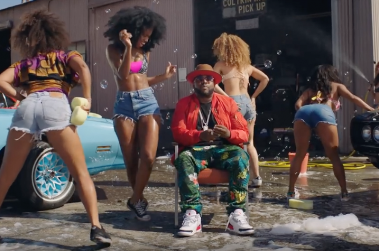 Big Boi – Mic Jack ft. Adam Levine (Music Video)