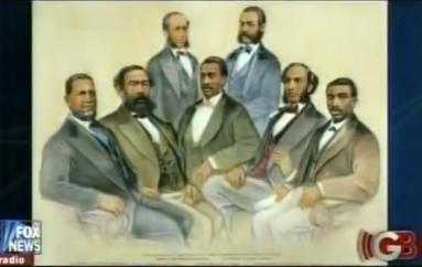Fox News: The Founding Fathers Of The United States Were Black?