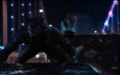 Black Panther (Teaser Trailer)