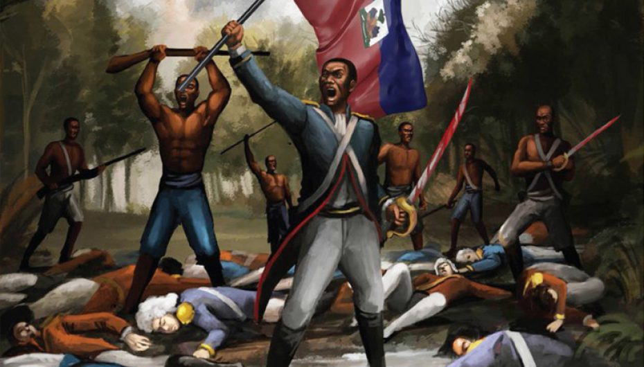 "Tariq Nasheed's ""1804: The Hidden History Of Haiti"" Coming to Select Theaters Oct. 19th"