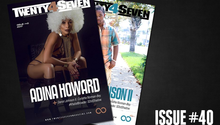 Twenty4Seven Magazine: Issue #40