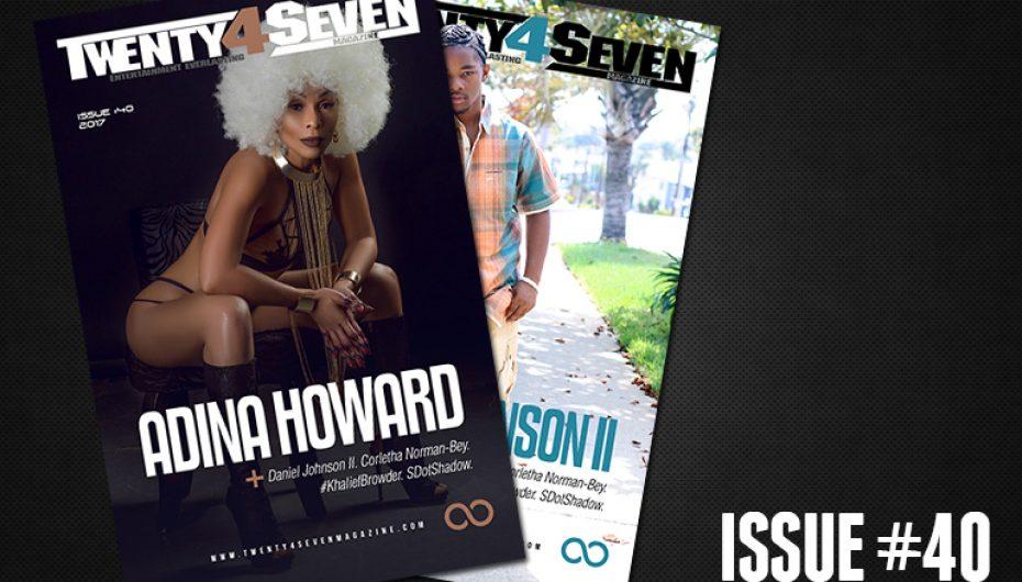 Twenty4Seven Magazine: Issue #40