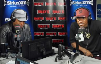 """Hopsin Speaks With Sway About Funk Volume Split And """"Happy Ending"""" Music Video Being Banned from Youtube"""