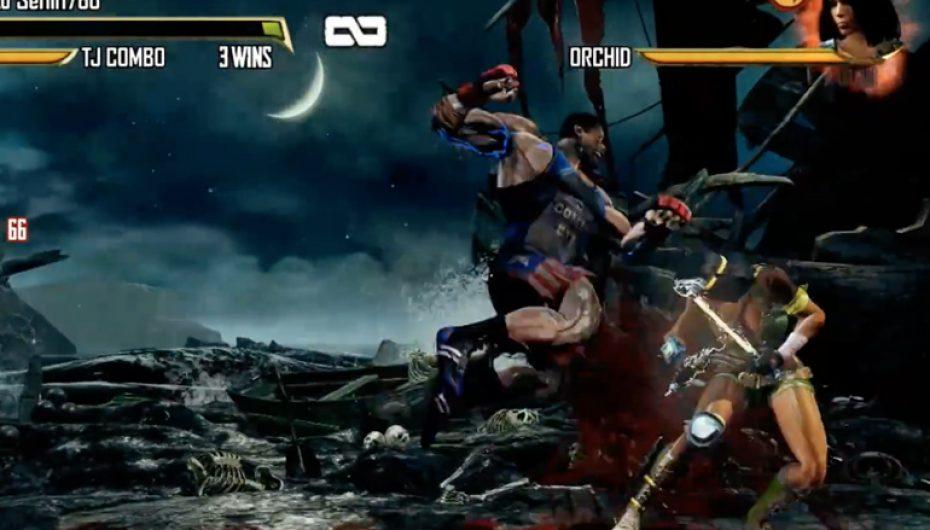 T.J. Combo: 190 Hit Ultra Combo (Killer Instinct)